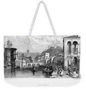 Italy: Verona, 1833 Weekender Tote Bag