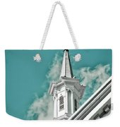 It's A Beautiful Day Weekender Tote Bag