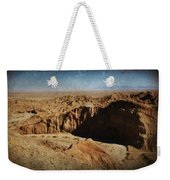 It's A Big Desert Out There Weekender Tote Bag