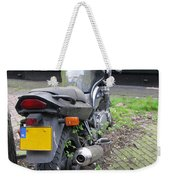 It's Been A While... Weekender Tote Bag
