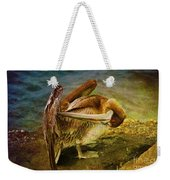 It's Cleaning Day By Pelicans Weekender Tote Bag
