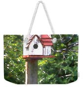It's For The Birds Weekender Tote Bag
