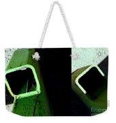 It's Not Easy Bein' Green Weekender Tote Bag