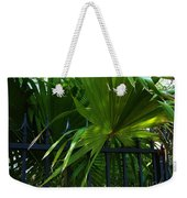 Its Pretty And Tropical In Key West  Weekender Tote Bag