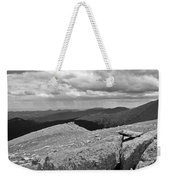 It's Raining In The Distance Weekender Tote Bag