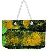Ivy And Old Wall Weekender Tote Bag