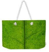 Ivy Leaf Weekender Tote Bag