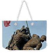 Iwo Jima Memoria 2 Weekender Tote Bag