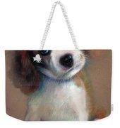 Jack Russell Terrier Dog Weekender Tote Bag