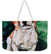Jack Russell Woogle Weekender Tote Bag
