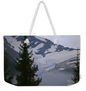 Jackson Glacier Icefields Weekender Tote Bag