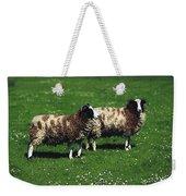 Jacob Sheep Weekender Tote Bag