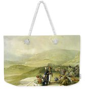 Jacobs Well At Shechem  Weekender Tote Bag