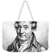 Jacques Charles, French Balloonist Weekender Tote Bag