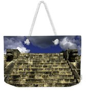 Jaguar Stairway Two Weekender Tote Bag