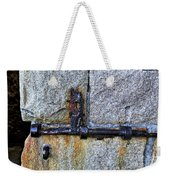 Jail Bolt Weekender Tote Bag