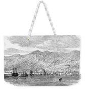 Jamaica: Kingston, 1865 Weekender Tote Bag by Granger