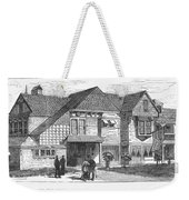 James A. Garfield Weekender Tote Bag