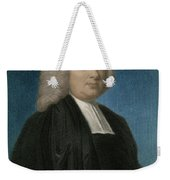 James Bradley, English Astronomer Weekender Tote Bag