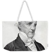 James Buchanan Weekender Tote Bag