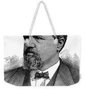 James Clair Flood (1826-1889) Weekender Tote Bag