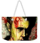 James Dean Zombie Weekender Tote Bag