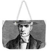 James Mott (1788-1868) Weekender Tote Bag