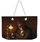 James Peale Weekender Tote Bag by Charles Willson Peale