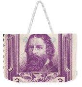 James Russell Lowell Weekender Tote Bag