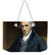 James Watt, Scottish Inventor Weekender Tote Bag