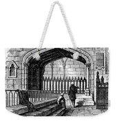 James Watt: Tomb, 1819 Weekender Tote Bag