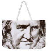 James Young Simpson, Scottish Physician Weekender Tote Bag by Science Source