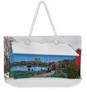 Jamison Barn Weekender Tote Bag
