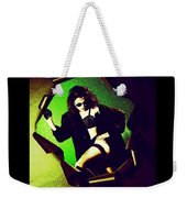 Jane Joker 3 Weekender Tote Bag