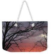 January Sunrise 4 Weekender Tote Bag