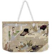 Japan: Kitchen, C1375 Weekender Tote Bag