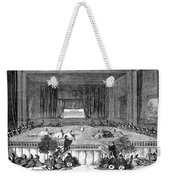 Japan: Mutsuhito, 1872 Weekender Tote Bag