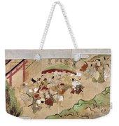 Japan: Peasants, C1575 Weekender Tote Bag