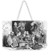 Japan: Sake, 1869 Weekender Tote Bag