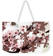 Japanese Blossom  Weekender Tote Bag