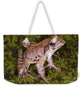 Japanese Ranid Frog Weekender Tote Bag
