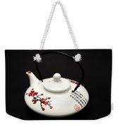 Japanese Teapot Weekender Tote Bag