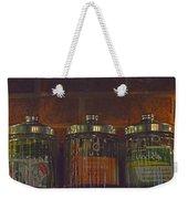 Jars Of Assorted Teas Weekender Tote Bag