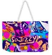 Jazz 4 All Weekender Tote Bag