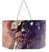 Jazz Miles Davis Maditation Weekender Tote Bag