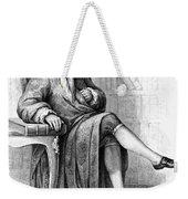 Jean Baptiste Rousseau Weekender Tote Bag