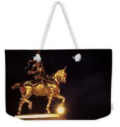 Jeanne D'arc And A Single Star Weekender Tote Bag