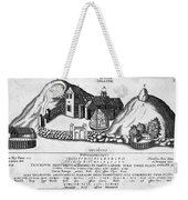 Jelling Monuments, C960 Weekender Tote Bag