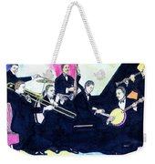 Jelly Roll And The Red Hot Peppers Weekender Tote Bag