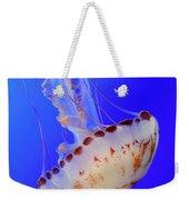 Jellyfish 4 Weekender Tote Bag